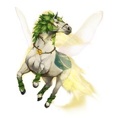 pegasus fairy