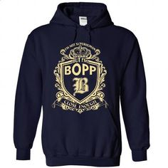 PROUD TO BE BOPP!