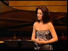 (4) Angela Gheorghiu - Martini: Piacer d'amor - Barcelona 2004 - YouTube Composers, Recital, Classical Music, Martini, Ms, Barcelona, Songs, Facebook, Youtube