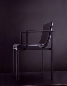 UNA chair by Ferran Serra, via Behance