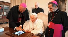 "Well, I guess the Pope thinks Twitter is safe enough. But he won't be using social media for small talk. According to a Vatican official, the Pope's tweets will be considered ""a papal teaching.... The message is just entrusted to a new technology.""The Vatican also reported, ""The pope's account will not have special security, the Vatican said, but precautions have been taken to make sure his certified account is not hacked."""