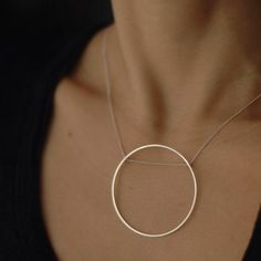 Super beautiful necklace. So classic and delicate! If you like this one, you might wan't to see this one: http://asos.do/Qbeqzr