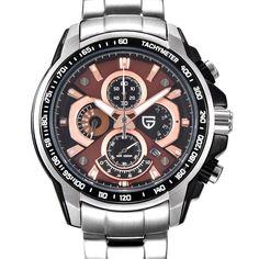 US $64.80 - Relogio Masculino 2017 Sport Quartz Watch Men Dive 30m Multifunction Military Watches Men Luxury Brand PAGANI DESIGN Clock Men