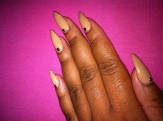Loving my new nails!