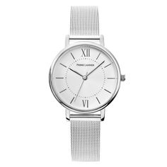 Go for the charm of the women's watch 089J618 silver Milanese stainless steel by Pierre Lannier Pierre Lannier – Official Website – French Watchmaker