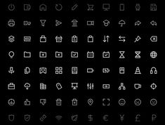 Free Edge icons by Craftwork Great Websites, Thin Line, Line Icon, Accent Colors, Design Projects, Outline, Finding Yourself, Icons, Templates