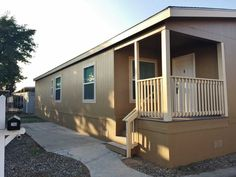 Redman Mobile Home For Sale In Fresno CA 93720