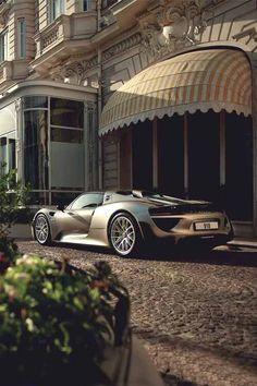 Beast mode with the Porsche 918