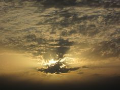 Himmel, skies, небо, закат