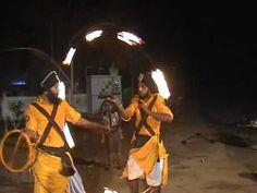 OMG, fire too   gatka agni chakar by talwinder khalsa biri........