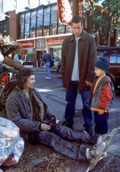 BIG DADDY, from left: Steve Buscemi, Adam Sandler, Cole/Dylan Sprouse, 1999 | Essential Film Stars, Steve Buscemi http://gay-themed-films.com/film-stars-steve-buscemi/