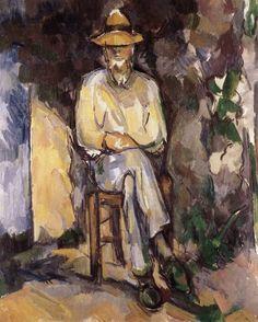 The Gardener 1902-06 Oil on canvas, 63 x 52 cm Tate Gallery, London