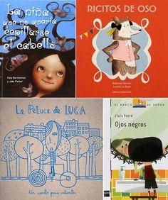 Libros para niños que hablan sobre tabúes, convenciones sociales y género