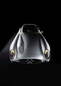 Mercedes-Benz 300 SLR  Rene Staud Photography