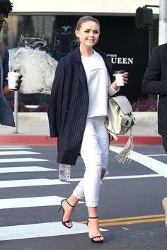 Kristina Bazan en Hollywood