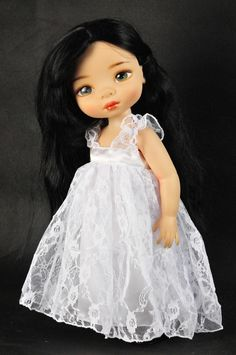"""Doll Dresses Handmade High Quality Limited Collection Elegant Dress for 16"""" American Girl Doll Clothes Best Children Gift"""