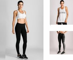Women's High Impact Sport Bra With Back Pocket Front Zipper Workout Br – Rich Fame Glam. Front Closure Sports Bra, Running Wear, Yoga Bra, Sport Wear, Leggings Fashion, Bra Tops, Workout Bra, Fitness Fashion, Athleisure