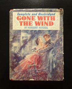 1940 GONE WITH The WIND by Margaret Mitchell by AutumnBooksNH