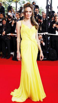 Angelina Jolie in Emanuel Ungaro