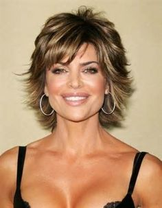 medium length hairstyles for women over 50 with round face - Google Search