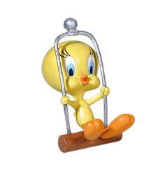 Looney Tunes - Tweety auf Schaukel