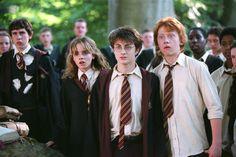 Hermione, Harry et Ron