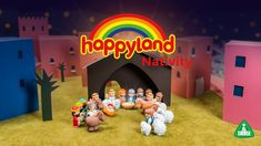 Rediscover the true meaning of Christmas in this brilliant stop motion video - where Happyland toys make the nativity come alive! True Meaning Of Christmas, A Christmas Story, Christmas Holidays, Xmas, Background For Powerpoint Presentation, Facebook Cover Images, Stop Motion, Motion Video, Event Banner