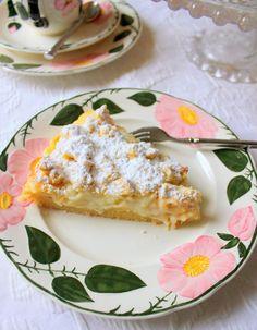 Es ist eine sehr alte Rezept. Ich weiß nicht, ob es originell ist. Aber diese Kuchen heißt in der Türkei als Alman Pastasi (Deutsche Kuc...