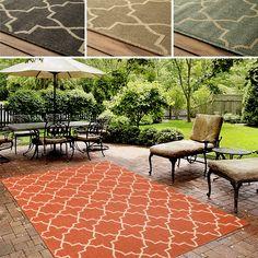 nuLOOM Indoor/ Outdoor Trellis Porch Rug (9' x 12')   Overstock.com Shopping - Great Deals on Nuloom 7x9 - 10x14 Rugs