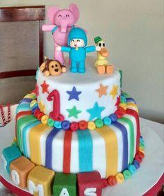 Torta de Pocoyo
