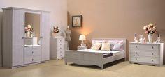 Dedeman Dormitor Blanca - dulap 4 usi 6C - Sifoniere, dulapuri - Mobilier dormitor - Mobilier - Dedicat planurilor tale