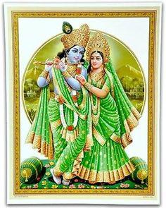 Radha & Krishna - X Poster - New Shiva Hindu, Hindu Art, Ganesh Idol, Hindu Statues, Lord Shiva Family, Indian Tapestry, Shiva Statue, Vintage India, Bohemian Art