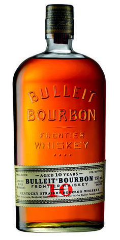 Bulleit 10 Year Old Bourbon is aged in charred American white oak and set aside to age for 10 years. The result is a special expression of Bulleit that provides a rich, deep, incredibly smooth sipping experience. Deep russet in color, with rich oaky aromas, this bourbon is consistently smooth, with hints of vanilla, dried fruit, and a long, smoky finish. – Distiller's notes