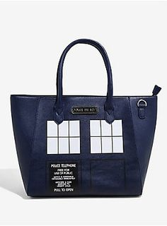 0ed5a46b394d The universe is calling...bring your bag    Doctor Who Tardis Crossbody