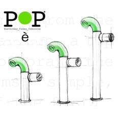 POP: the link between yesterday, today and tomorrow.