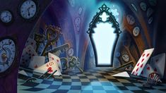 Lost Alice shall we date Anime Backgrounds Wallpapers, Episode Backgrounds, April Bullet Journal, Anime Places, Fantasy Background, Shall We Date, Fantasy Places, Witch Art, Anime Scenery
