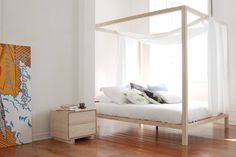 Cama Dossel : Beds & headboards by Boa Safra
