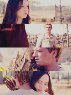 Hunger Games Mockingjay, Katniss And Peeta, Mockingjay Part 2, Hunger Games Catching Fire, Hunger Games Trilogy, Katniss Everdeen, Iconic Movie Characters, Iconic Movies, Good Movies