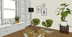 3D design Happy Huisje