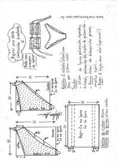 T Shirt Sewing Pattern, Dress Sewing Patterns, Clothing Patterns, Costura Vintage, Diy Bralette, Asa Delta, Pattern Draping, Underwear Pattern, Sewing Lingerie