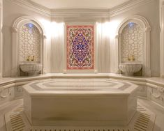 """someday I hope to go to a real Turkish bath house (""""Hamam"""") in Istanbul"""