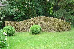 Karl Leins, weide-art first fence