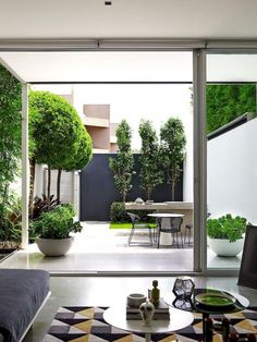 130 perfect small backyard & garden design ideas page 25 Small Backyard Gardens, Garden Spaces, Backyard Landscaping, Landscaping Ideas, Backyard Patio, Patio Ideas, Small Courtyard Gardens, Terrace Garden, Pergola Patio