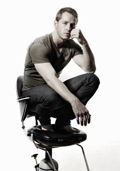 My new favorite. Josh Dallas. Watch Once Upon a Time:) Love this show! He is the best Prince Charming EVER!