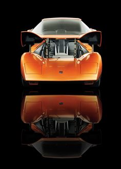 1969 Holden Hurricane. One of my favorite designs and colors.