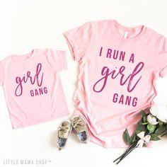 Mamma T Skjorte Med Tekst Little Mama Shop