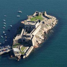 A Coruña #castle #Galicia