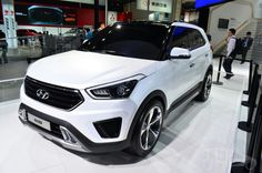 The Hyundai Creta is amongst one of the utmost extremely projected cars to be debuted in 2015 and we write down the topmost particulars of the approaching Compact SUV. Hyundai Suv, Carros Hyundai, Carros Suv, Jeep Renegade, Suv Cars, Sport Cars, Honda Civic, Iron Man, Hyundai Creta