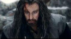 I can hear his heartbeat  #Thorin #RichardArmitage