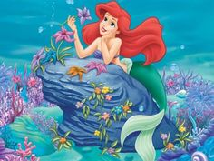 I got: Ariel! Which Of King Triton's Daughters Are You? yes i got ariel she totaly is like me! Ariel Mermaid, Mermaid Disney, Disney Little Mermaids, Mermaids And Mermen, Disney Love, Disney Magic, Disney Art, The Little Mermaid Poster, Ariel The Little Mermaid